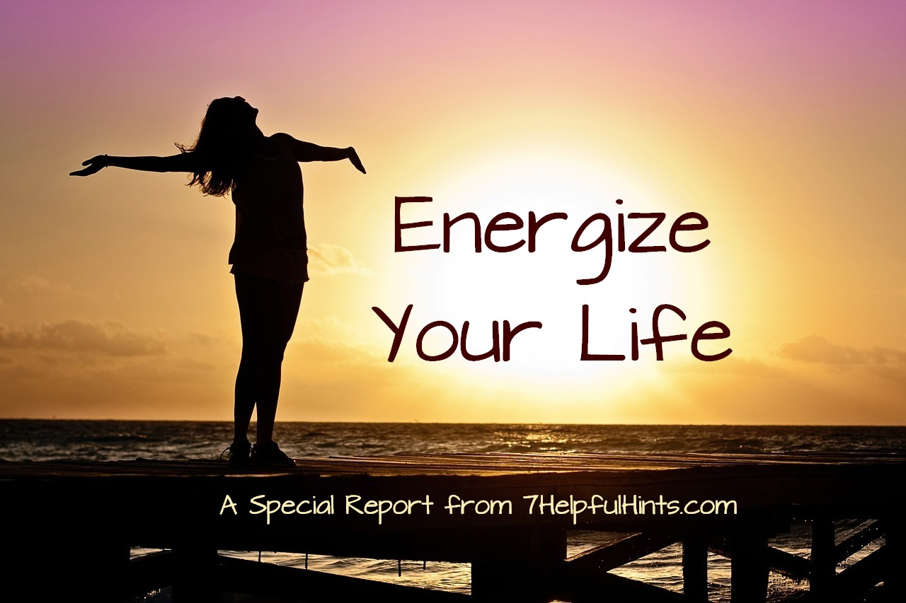 use light to energize your life