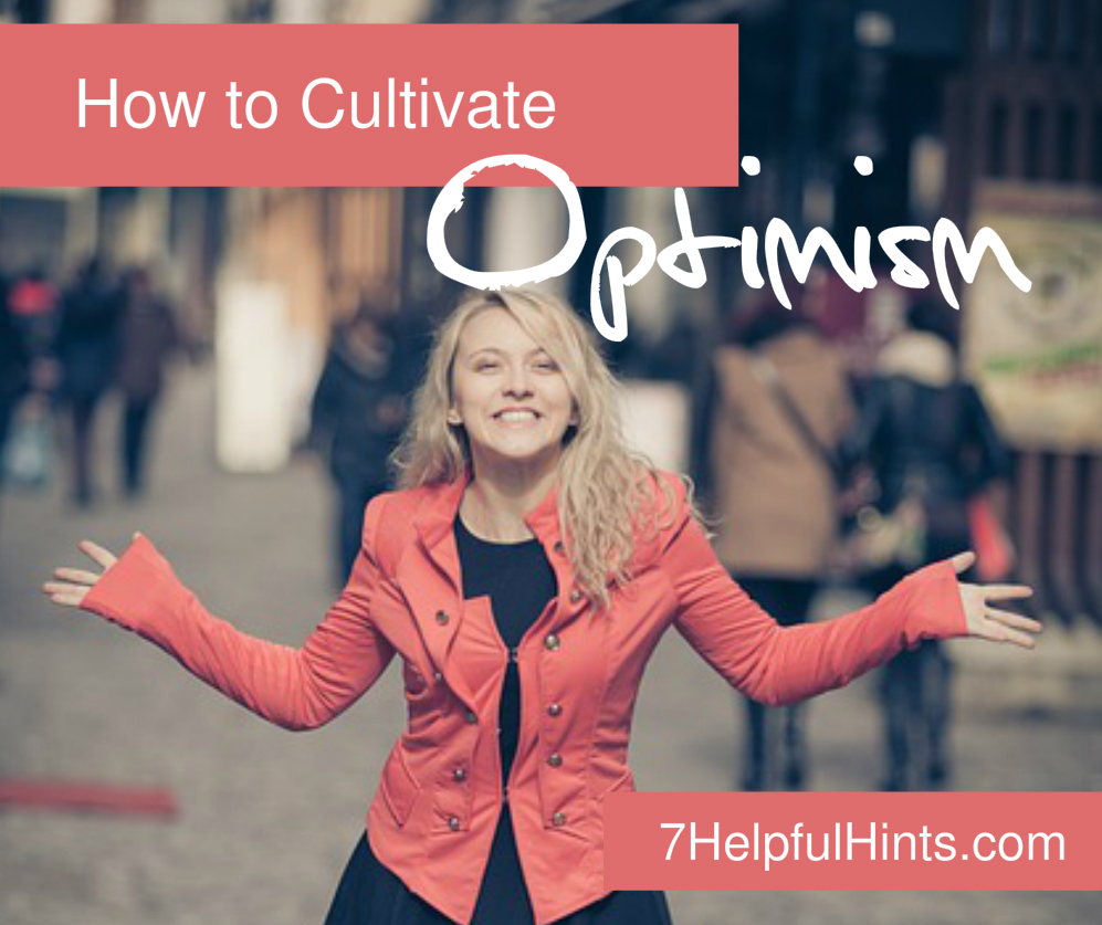 how to cultivate optimism