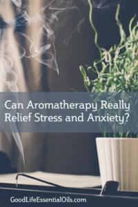 AromatherapyRelieveStress