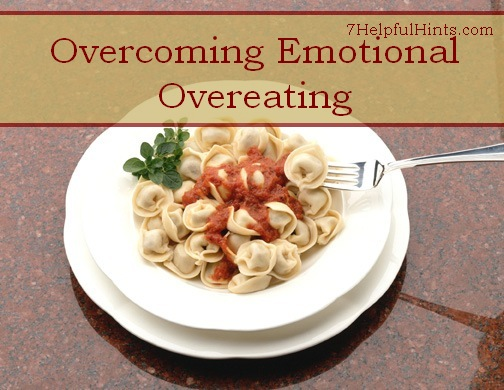 overcoming emotional overeatinga